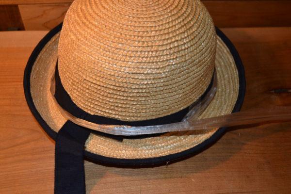 幼稚園 麦わら帽子