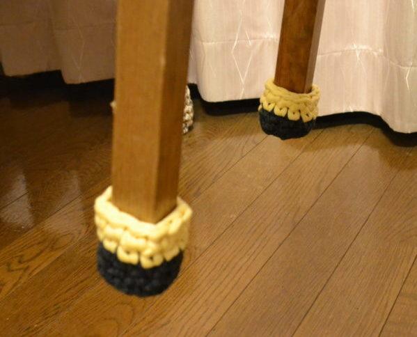 ズパゲッティ Tシャツヤーン 編み方