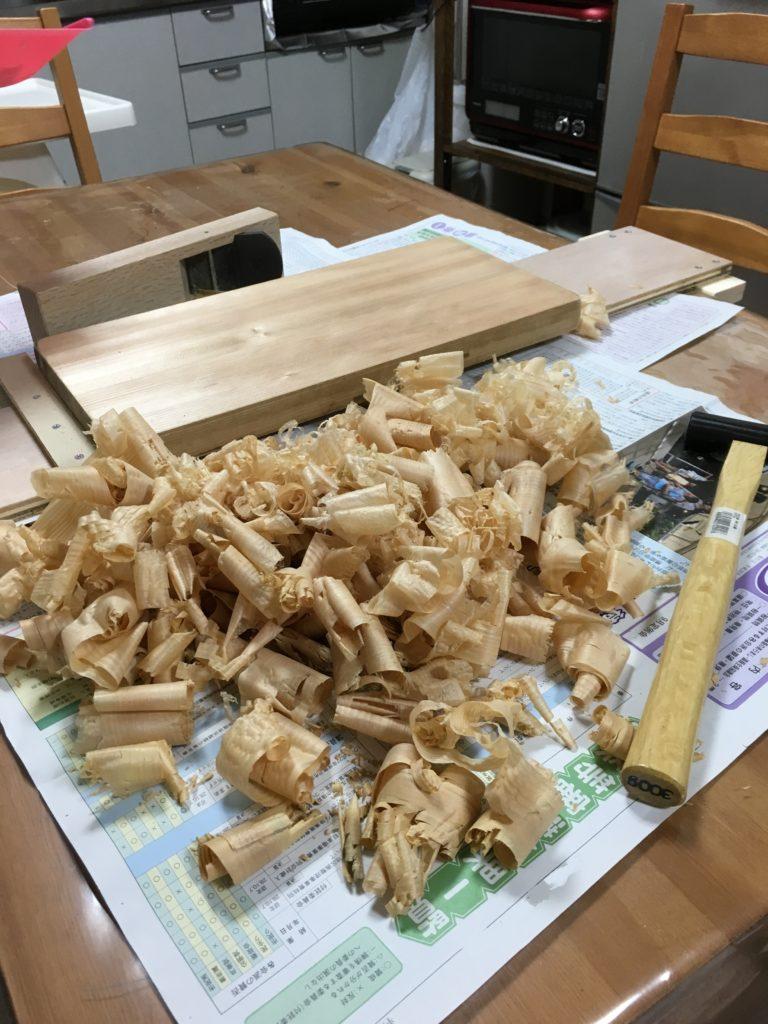 まな板は削るときれいになる(ただし木製まな板に限る
