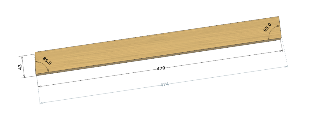 脚の設計図