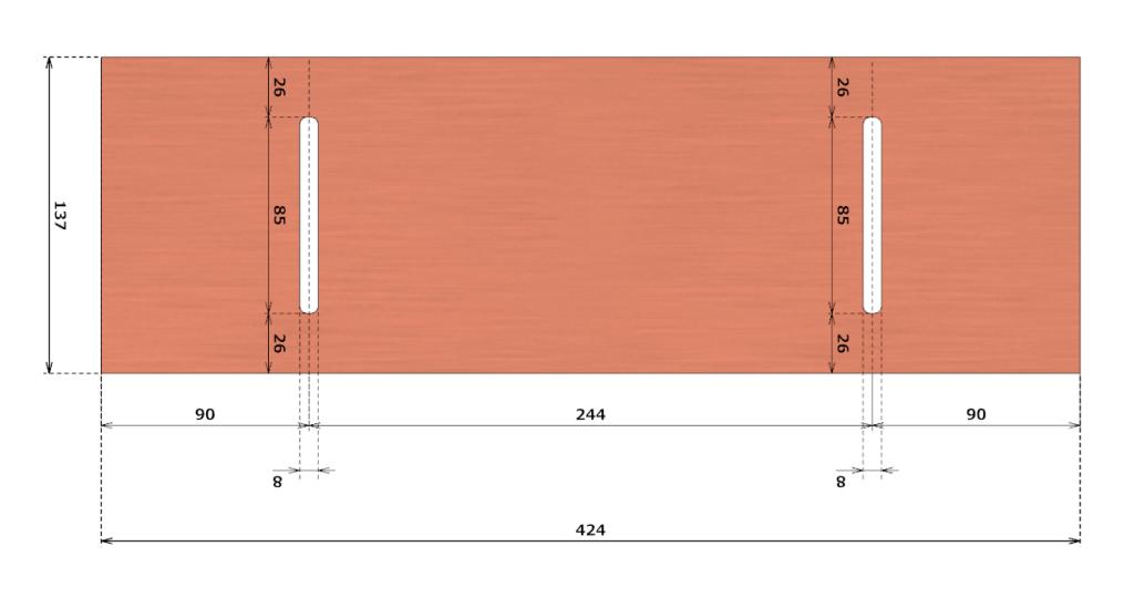 フェンス設計図