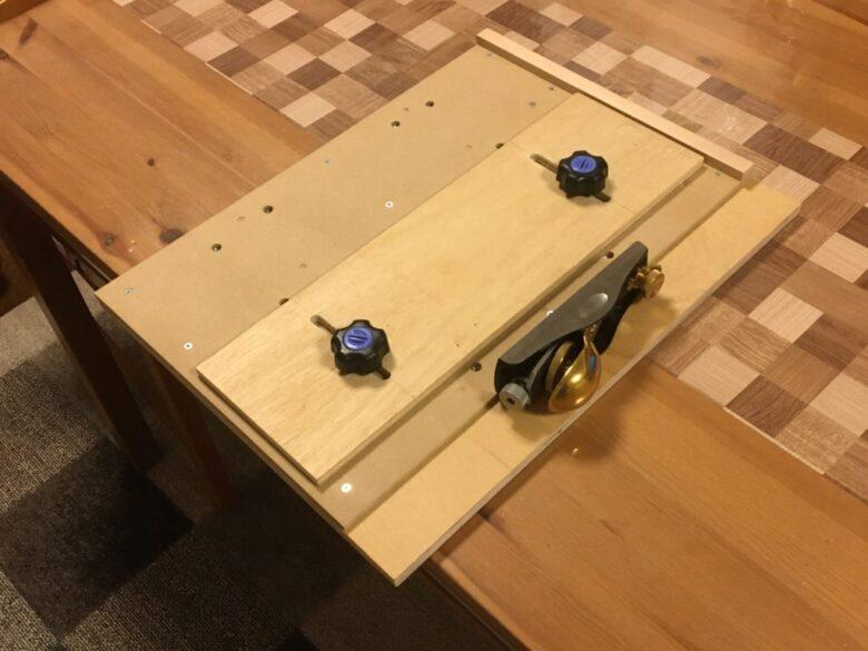 さくや式削り台の完成!