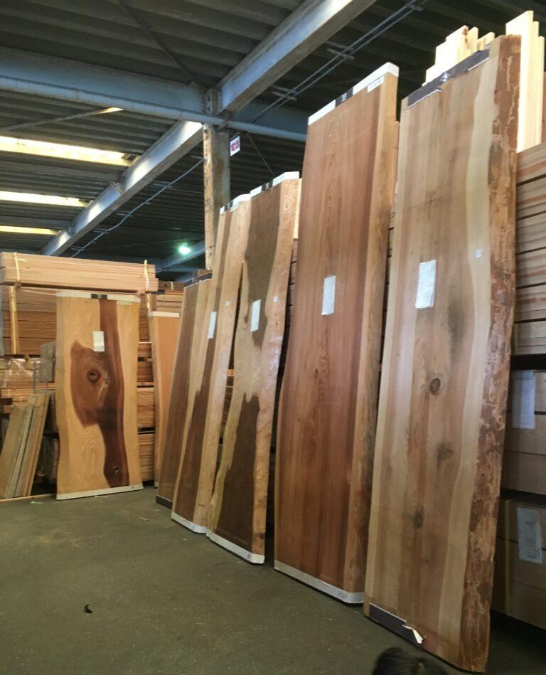 圧倒的な木材